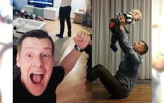 Marcin Mroczek po raz drugi zostanie ojcem! Pochwalił się na Instagramie!