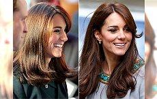 Szok! Kate Middleton DRASTYCZNIE zmieniła wizerunek! Ścięła włosy na...