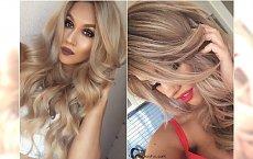 Kawowy blond - modny kolor włosów dla wielbicielek ciemnych blondów