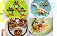 Czego nie zrobią niektórzy rodzice, żeby ich dzieci zjadły śniadanie? Te posiłki to prawdziwa sztuka!