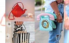 NAJDZIWNIEJSZE i najbardziej kreatywne torebki, jakie widział świat!