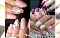 Wiosenny manicure w kwiaty - 20 cudownych wzorów do wypróbowania
