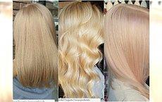Szampańskie blondy - świetliste kolory idealne na wiosnę! 20 najmodniejszych odcieni