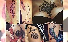 Uwielbiamy te tatuaże! Przyjrzyj się najnowszym, charyzmatycznym motywom 2017!