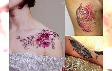 Kobiece tatuaże 2017 - motywy, które nigdy się nam nie znudzą!