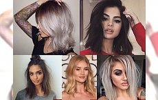 Półdługie fryzurki 2017  - dziewczęce fryzurki, które odświeżą Twój look!