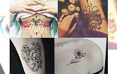 Niesamowicie modne tatuaże, które zachwycają od pierwszego wejrzenia - TOP 20!