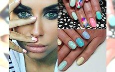 Manicure 2017: Natalia Siwiec zaprojektowała pastelowe lakiery do paznokci. Kolory piękne, ale to, co można z nimi zrobić, zapiera dech!