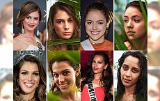 Miss Universe, które pokazały się bez makijażu! Nadal są piękne? Opinie fanek konkursów piękności są podzielone!