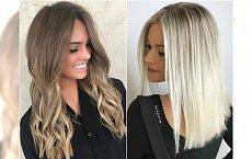 Najpiękniejsza koloryzacja blond na wiosnę: sombre, refleksy, ombre. Wybierzcie ulubiony wariant!