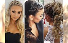 Fryzury na wesele - eleganckie uczesania długich włosów