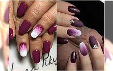 Geometryczne ombre na paznokciach - jak zrobić ten modny wzorek?