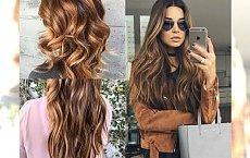 TIGER EYE HAIR - świetna opcja na małą metamorfozę dla każdej brunetki