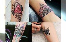 Tatuaże na rękę, dłoń i ramię - poznaj najbardziej charyzmatyczne, kobiece inspiracje!