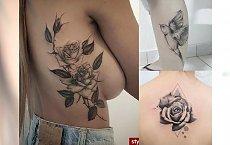 Tatuaże, które podbijają kobiece serca! Przegląd trendów 2017!