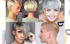 Galeria krótkich fryzurek, które Cię oczarują! Przejrzyj najnowsze fryzjerskie trendy!