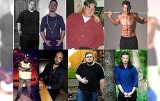 8 mężczyzn, którzy stracili wiele zbędnych kilogramów i zostali okrzyknięci macho światowego formatu! CO ZA ZMIANY! To te same osoby?!