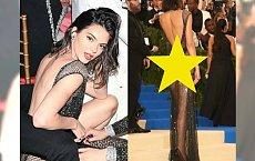 Kendall Jenner pokazała pośladki na MET Gali. Czy to już przesada?
