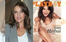 """Edyta Herbuś pokazuje gołą pupę i pozuje NAGO W """"Playboy'u""""!"""