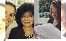 """Mama Ani Lewandowskiej chwali się ZDJĘCIEM WNUCZKI! """"Klara w wózku grzecznie śpi"""""""
