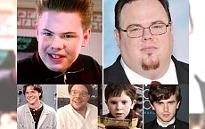 Ale oni się zmienili! TAK teraz wyglądają dziecięce gwiazdy filmowe sprzed lat... Poznalibyście?