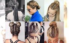 Najładniejsze i najwygodniejsze upięcia włosów na siłownię i do uprawiania sportu