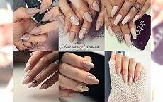 Beżowy manicure - najpiękniejsze propozycje na stylizację paznokci w maju