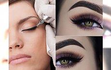 Permanentna kreska - czy zabieg boli, a efekt w zupełności zastąpi eyeliner? Obalamy mity!