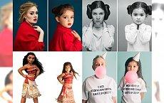 3-letnia dziewczynka odtwarza zdjęcia popularnych, silnych kobiet. Powód poruszy Cię do łez!