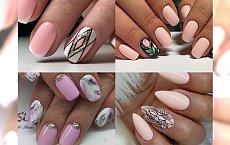 Think pink! 21 ślicznych inspiracji na letnie paznokcie w odcieniach różu