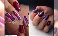 Paznokcie z paskiem ombre - HOT TREND w manicure! Próbowałyście już?