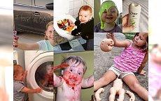 22 zdjęcia, które udowadniają, że rodzice muszą mieć nerwy ze stali! Poznaj dzieciaki, które skradły serca internautów z całego świata!