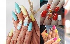 Letni manicure 2017: garść inspiracji na ożywczy i barwy manicure!