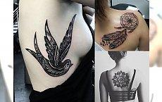 Kochamy te motywy tatuażu! Odkryj wzory, które nigdy nie wyjdą z mody!
