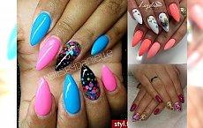 Urocze inspiracje na modny manicure - GALERIA TRENDÓW na ten sezon!