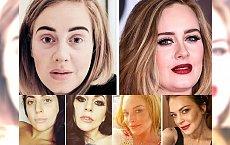 13 hollywoodzkich gwiazd, które zaskoczyły nas swoim naturalnym pięknem! A może wolisz je w pełnym makijażu?