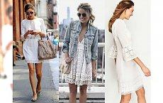 MODA NA LATO 2017: Biel nie tylko dla panny młodej. Jak nosić białe sukienki latem?