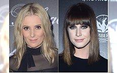 Dawno nie widziana Halinka Mlynkova i Julia Kamińska w małej czarnej. Wyglądały zupełnie inaczej! Która lepiej?