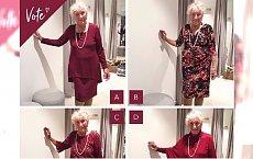 93-latka wychodzi za mąż i prosi o radę, którą sukienkę wybrać na ślub. Pomożecie?