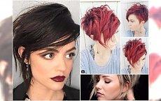 Modne fryzury messy - latem stawiamy na kontrolowany nieład!