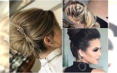 Fryzury na wesele - eleganckie upięcia dla długich włosów