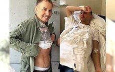 Krzysztof Gojdź trafił do szpitala przez... DIETĘ GWIAZD. Co się stało?