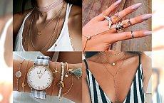 """Biżuteria na lato, która ,,zrobi"""" cały Twój look - jak ją nosić?"""