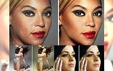 """28 zdjęć celebrytów i ich wygląd """"PRZED"""" I """"PO"""" obróbce w Photoshopie! Te różnice są jak stąd do kosmosu!"""