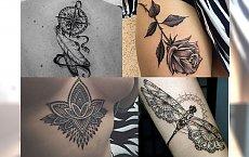 Najlepsze tatuaże, jakich jeszcze nie widziałyście! Przegląd wzorów, które nigdy nie wyjdą z mody!