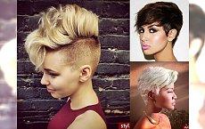 Galeria krótkich fryzur - mega kobiece cięcia dla perfekcjonistek!