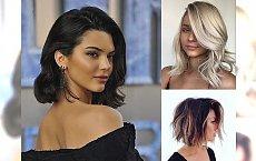 TOP 18 półdługich fryzur, które pokochasz! ZJAWISKOWE trendy 2018!