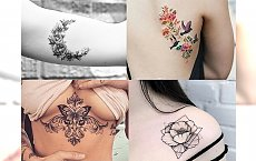 Kobiece i modne tatuaże - ekstra motywy, które zawsze będą hitem!