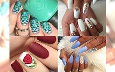Szykowny, modny, kobiecy - manicure, w którym się zakochasz! [TOP 20!]