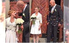 Para polskich bezdomnych wzięła ślub! Ta historia wzruszy was do łez!